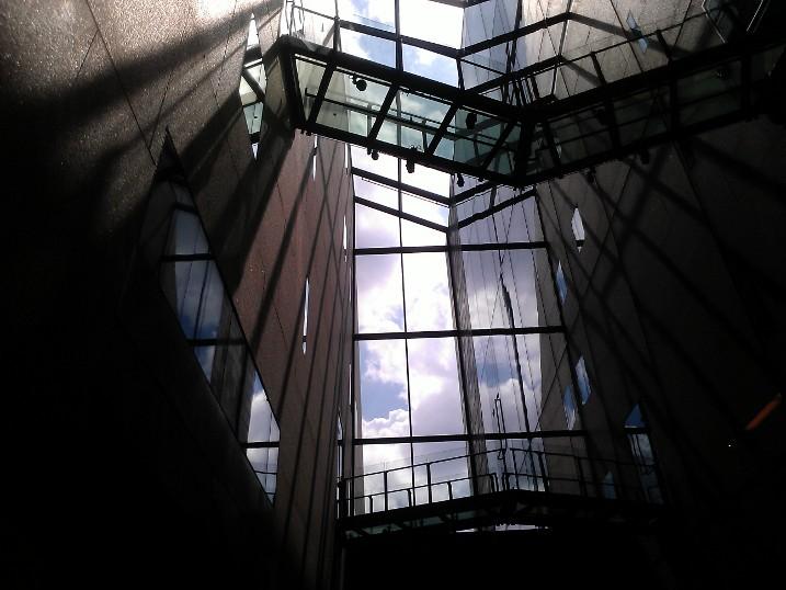 View, McNamara Alumni Center